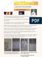 Registrazioni audio di Giovanni XXIII