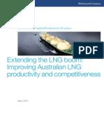 Extending LNG Boom