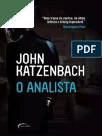 O Analista - John Katzenbach