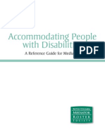 Accommodating Handbook