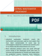 12.0 Industrial Wastewater Treatment (New)