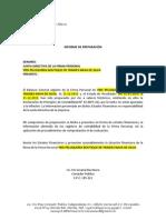 INFORME DE PREPARACIÓN