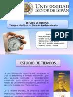 Estudio de Tiempos .Expo