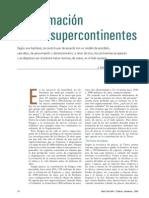 La Formacion de Los Supercontinentes - Murphy and Nance 2004
