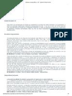 Precedentes da Súmula n.º 26  na Jurisprudência  STF - Supremo Tribunal Federal