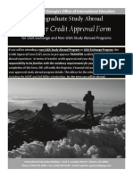 credit approval form 2013