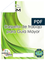 Carpeta Guia Mayor