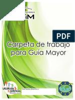 Carpeta Guia Mayor