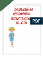 Dilucion y Reconstitucion12