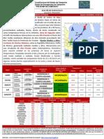 Boletín Meteorológico 201403061, 10:30 hrs.   Cenecam