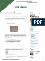Microbiologia Clinica_ Preguntas de microbiología en MIR 2013