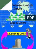 Lavado Internacional de Dinero