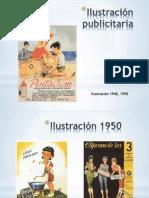 Historia de La Ilustracion Publicitaria