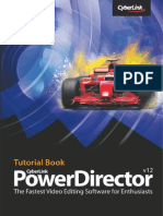 Power director 12 tutorial