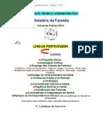 Ministerio Da Fazenda - Portugues