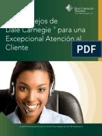 Dale Carnegie - Los consejos de Dale Carnegie para una excepcional atención al cliente