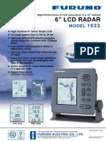 (radar Furuno portatil DESEÑA) m1623