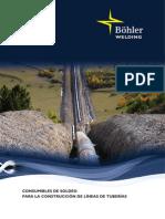 Böhler Schweißtechnik Austria GmbH - BW Pipeline