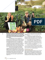 Double Food Production with Organic Tech