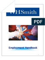 WHS Employment Handbook-Stores