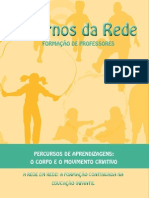 Corpo e o Movimento Criativo