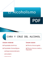 alcoholismo Biologia