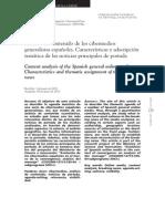Analisis de Contenido de Los Cibermedios Generalistas Espanoles-libre