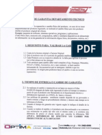 Nuevas Politicas de Garantia (1)