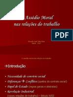 AulaASSEDIO MORALl