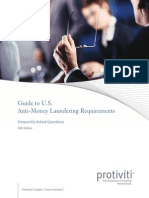 Guide to US AML Requirements 5thEdition Protiviti