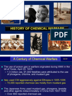 History of Chemical Warfare