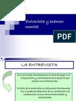 Entrevista y Examen Mental (3)