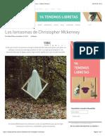 Los Fantasmas de Christopher Mckenney - Cultura Colectiva - Cultura Colectiva