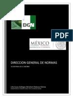 Direccion General de Normas