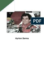 Ayton Senna ( Por Victor Cruz) R