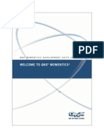 QNX6 Welcome Guide