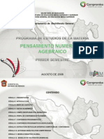 4 DESARROLLO DEL PENSAMIENTO NUMERICO Y ALGEBRAICO I.ppt