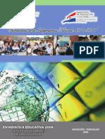 Estadistica Educativa 2008