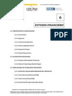 Estructura Estudio Financiero