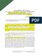 l Estudi General de Lleida
