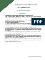 Bases Deportes - Comunica 2014
