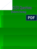 nclex 100 questions and answers with rationale (pediatric nursing)
