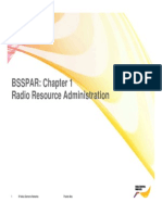 BSSPAR 1 Radio Resource Admin
