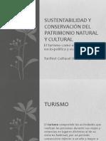 Turismo Cultural y Sustentabilidad
