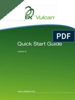 Vulcan 8 Quickstart Guide