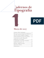 Cadernos Helvetica