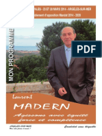 Prog Laurent Madern terminé