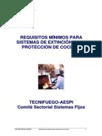 Tecnifuego DT PCI Cocinas