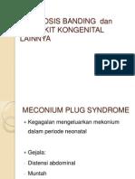Diagnosis Banding Hirschprung