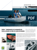 Zodiac Tenders Catalogo 2011